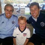 Sporting KC player pens love letter to KC