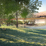 Maya <strong>Lin</strong>-designed Celilo Falls installation wins key support