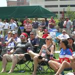 SLIDESHOW: World Cup fans gather at Columbus Commons for U.S.-Germany