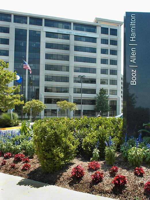 Booz Allen Hamilton Inc  (NYSE: BAH) to sell $350 million in