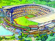 Brasfield & Gorrie led the team that won the bid to build the Atlanta Braves' new stadium in Cobb County, Ga. The massive $672 million project also includes a $400 million entertainment district the Birmingham contractor has its eye on.