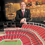 How to make a stadium into a versatile moneymaker