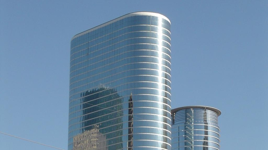 How Enron's downtown Houston towers were handled after the