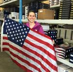 It's a banner year for family-owned Flags A'Flying