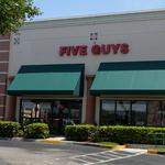 Five Guys franchisee files for Chapter 11 bankruptcy