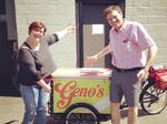 Geno's Gelato Portland-made food bike brings Italian sweets to Minneapolis (Photos)