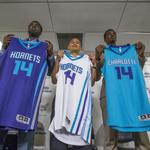 Vonleh, Hairston make Charlotte debuts as Hornets (PHOTOS)