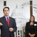 Gov. Walker talks business with Milwaukee community leaders at 3rd Ward forum: Slideshow