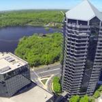 Drones help market Sam Zell's office park in Minneapolis