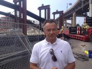 """Tom Dee, Erie Canal Harbor Development Corp. president, on making Buffalo's waterfront a year-round destination: """"We need to embrace the weather. We seem to hang our hats on bad weather. We shouldn't be doing that."""""""