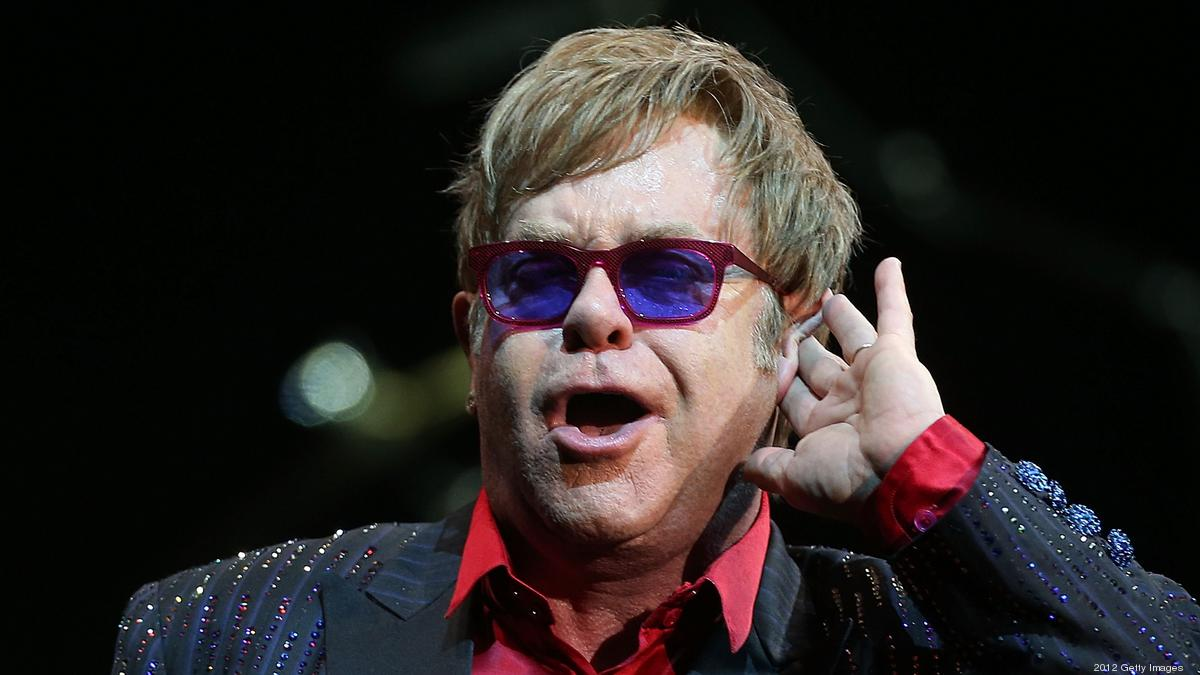 Elton John 'Farewell T...