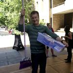 Big clean at PSU is big win for charities