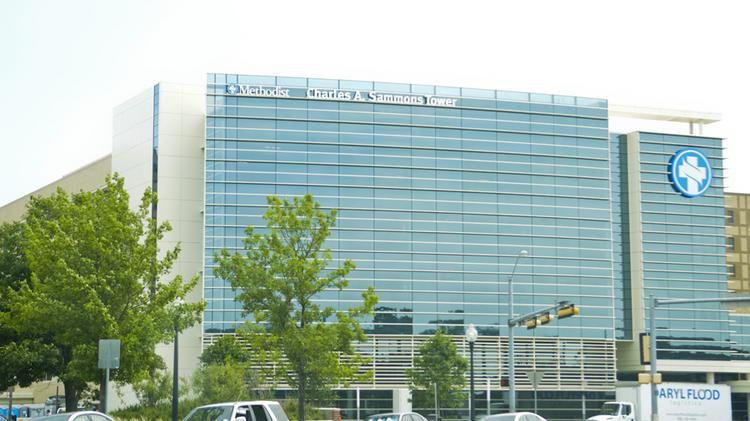 Exclusive: Check out the $108M patient tower at Methodist