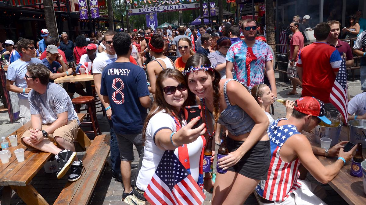 Goal! Orlando makes short list for World Cup host cities