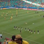 Jacksonville soccer superfan goes behind the scenes at U.S. vs. Belgium
