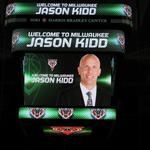 'No place I'd rather be' — Jason Kidd tells Milwaukee Bucks fans