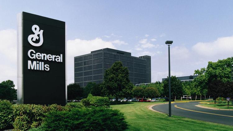 General Mills' headquarters in Golden Valley