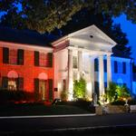 Graceland honors America, while EPE honors rock's anniversary