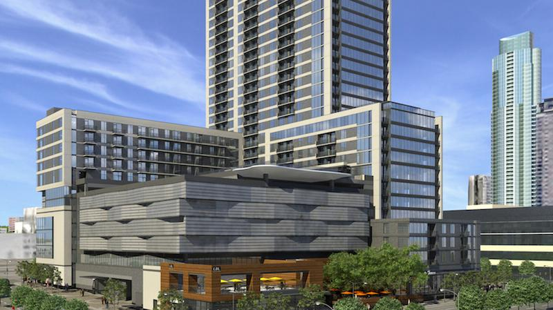 2 more large downtown Austin office projects move forward