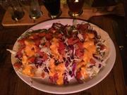 The fish tacos at Sea Jax Tavern.