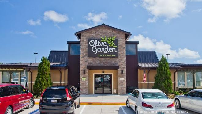 regency olive garden getting a new life jacksonville business journal - Olive Garden Jacksonville