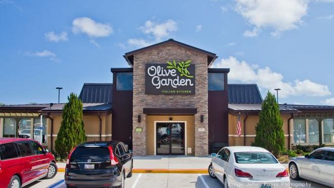 regency olive garden getting a new life jacksonville business journal - Olive Garden Jacksonville Fl