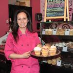 Entrepreneur follows passion from banking to baking (Video)