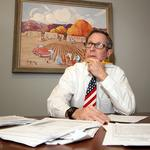 Presbyterian to halt sales of wellness-association products, broker says