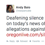 'Deafening silence' from Portland's tech community after sexual assault allegations emerge