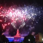 Fourth of July celebration blasted off at Denver's Civic Center Park (Slideshow) (Video)