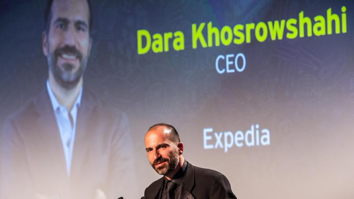 Expedia boss Dara Khosrowshahi on the new breed of disrupters