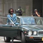 Don Cheadle wraps Cincinnati filming today