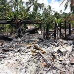 Fire causes $600k in damage to <strong>Coco</strong> <strong>Palms</strong> on Kauai