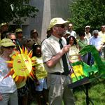 N.C. utility regulators' review of industry brings out solar supporters