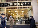 Crumbs closed its Union Station store in December. Now the landlord is suing for back rent.