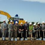 American Airlines breaks ground on new operations center named for late exec