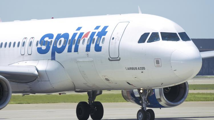 Spirit Airlines Is Moving To Terminal 1 At Minneapolis St