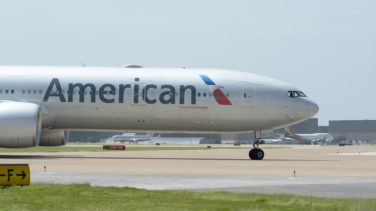 American Airlines Flying To Barcelona Out Of O Hare In