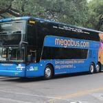 Megabus expanding reserved-seating program in Texas, Louisiana