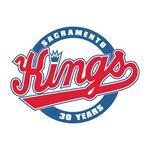 Kings mark upcoming 30th season with retro logo