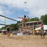 AVP volleyball tour organizer: 'No brainer' that event will return to Milwaukee