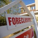 Guess which state had the highest number of completed foreclosures in February?