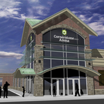 Cornerstone CFCU secures naming-rights deal for Lockport ice arena