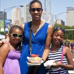 Taste of Chicago opens in a city racked by violence