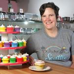 Outstanding Voices: Cupcake Royale CEO <strong>Jody</strong> <strong>Hall</strong> bakes equality into her company's mission