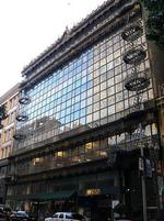 San Francisco landmark Hallidie Building gets new glass skin