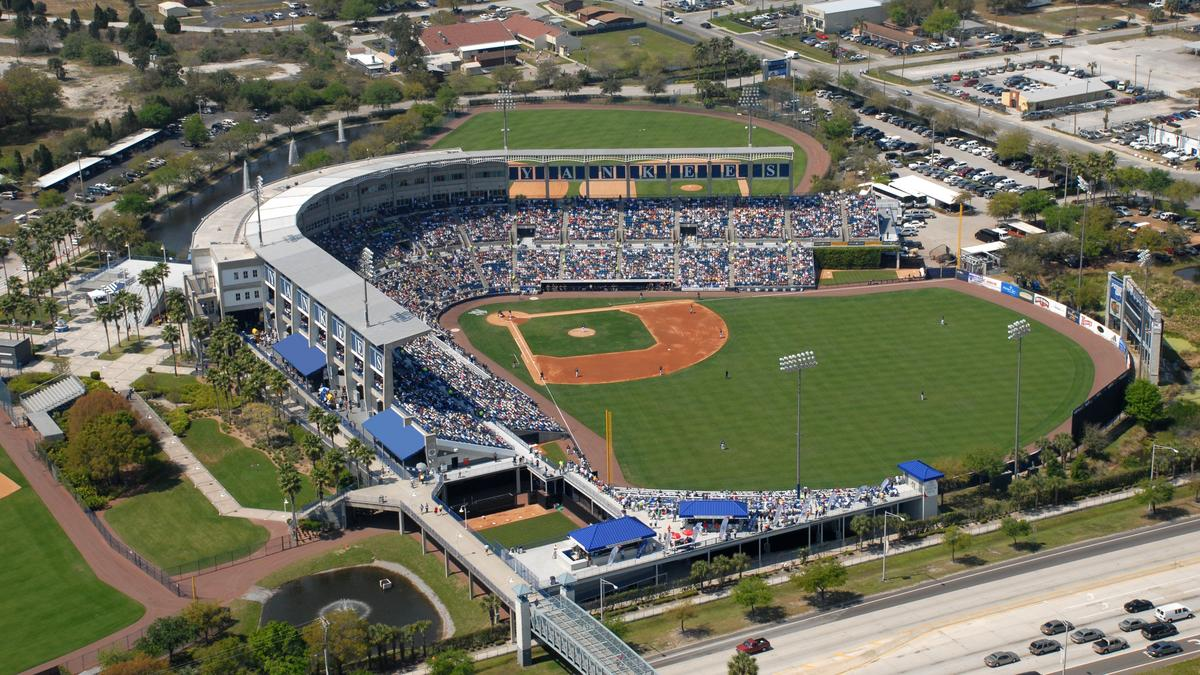 What S Ahead For New York Yankees And Their Fans At The Tampa Spring Training Site