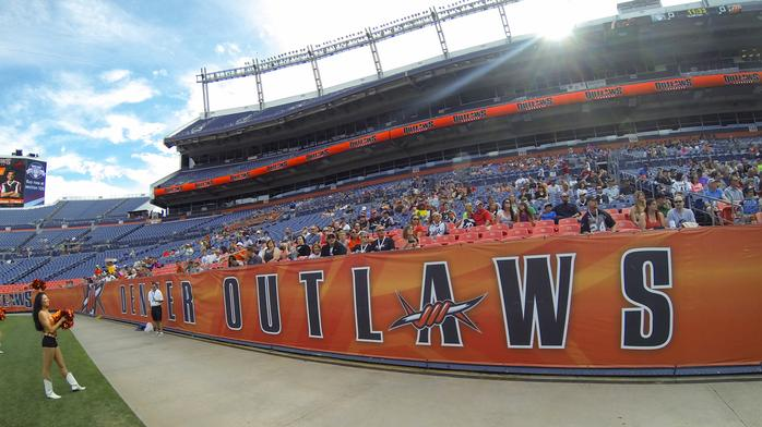 Denver Outlaws single-game tickets go on sale Saturday