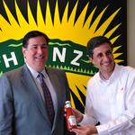 Kraft Heinz CEO pleased with merger's progress