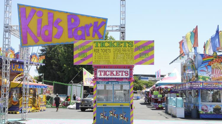 California State Fair, Sacramento Kings and Women Who Mean